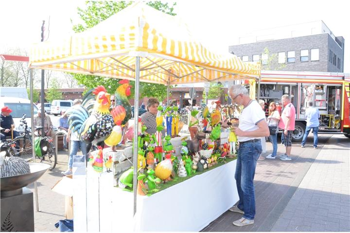 Maiensonntag 22.04.2018 in Rhede