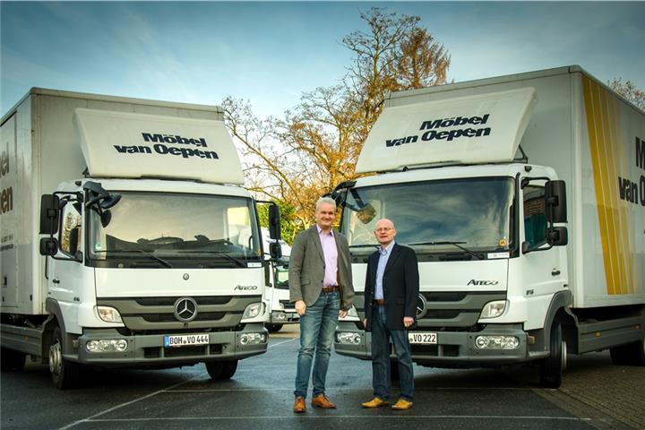Hünting übernimmt Van Oepen Service