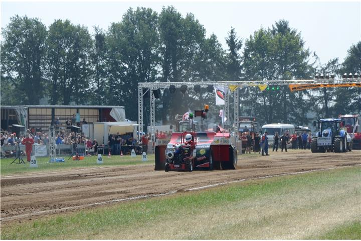 Tractor Pulling Anholt, Isselburg,